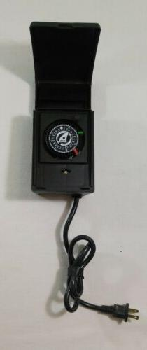 Intermatic Raintight Outdoor Timer Model HB32R For Lights or