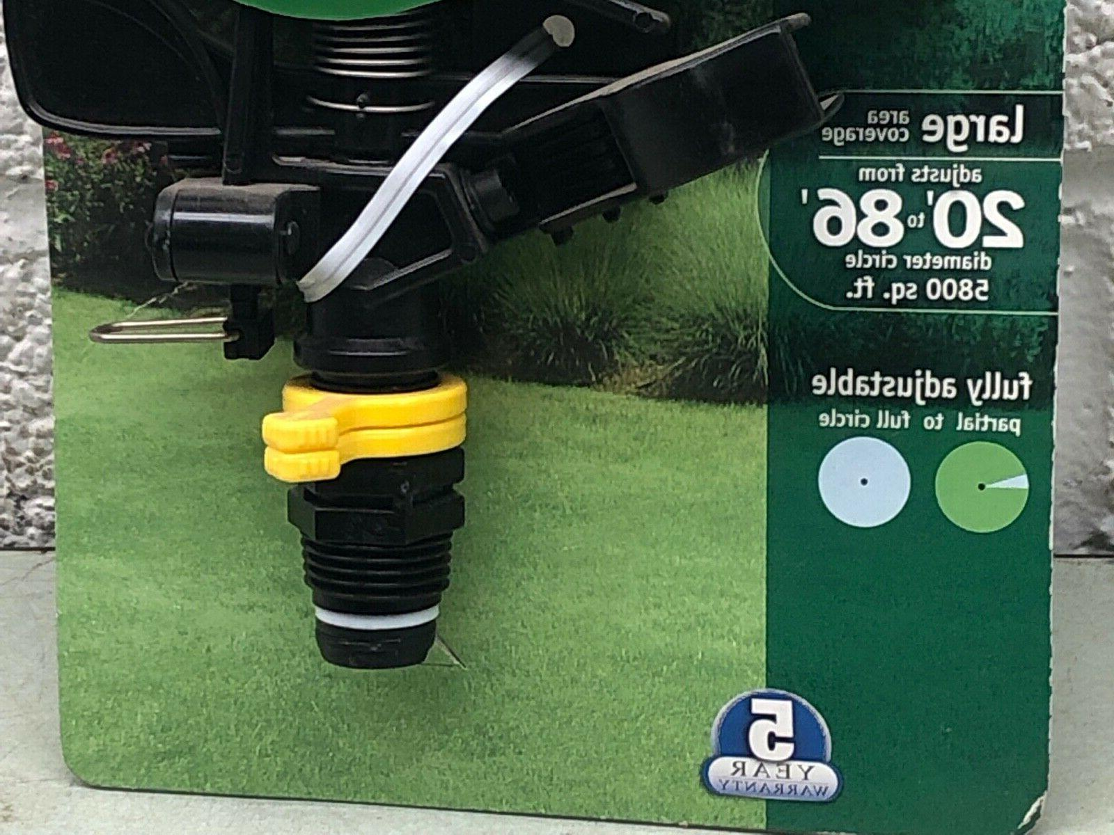 GREEN Sprinkler Head Medium Duty