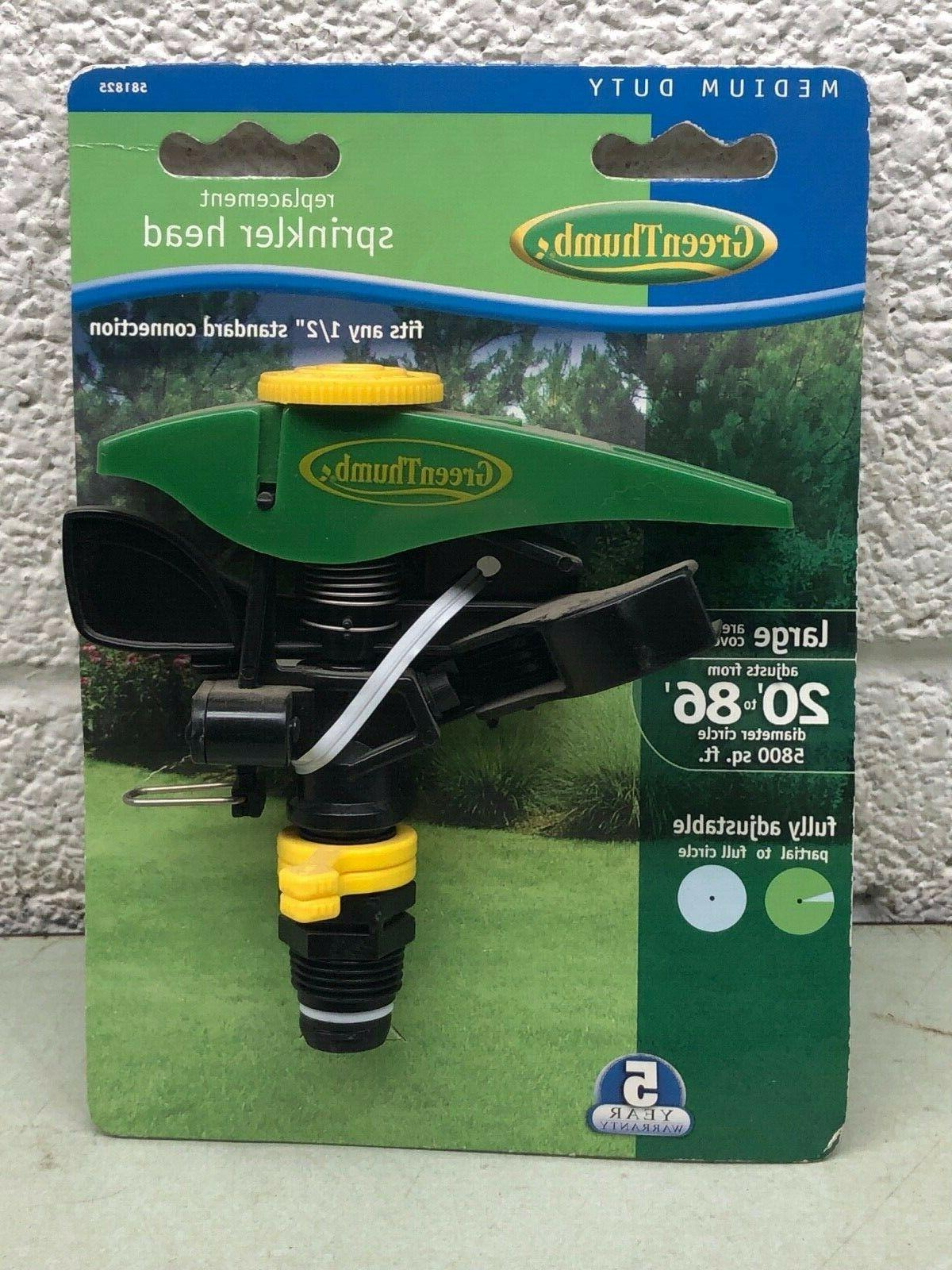 GREEN THUMB Replacement Head Duty