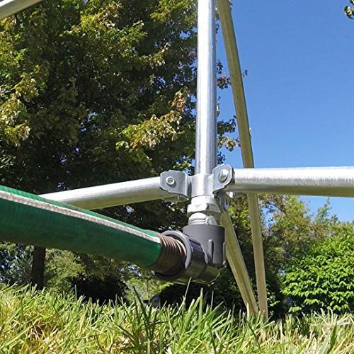 IrrigationKing RK-1A8 Sprinkler Brass Sprinkler, Pressure
