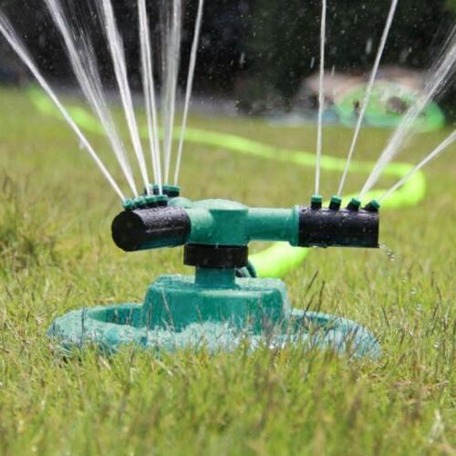 Garden Lawn Grass System Water