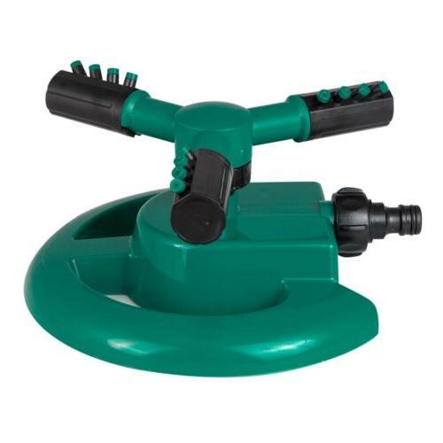 Rotating 360 Sprinkler Garden Lawn System Hose