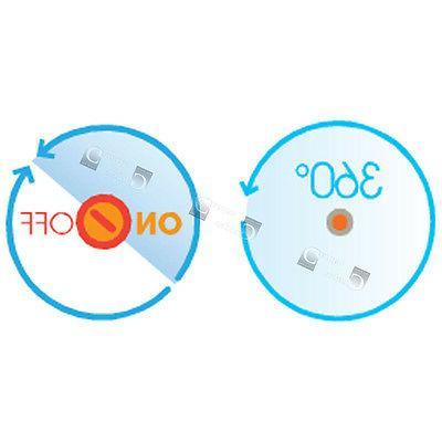 Set Rainjet Drip Irrigation 360 Adjustable