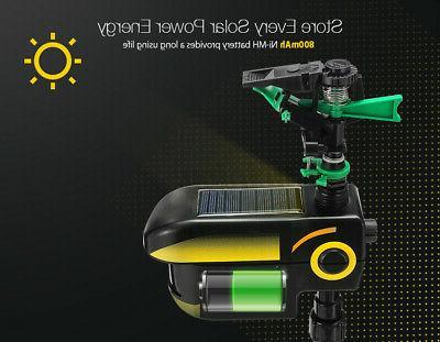 Solar Motion Water Repellent