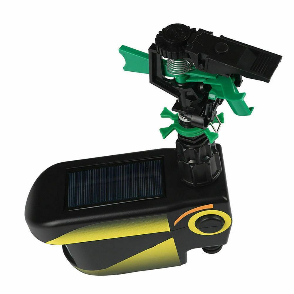 Solar ScareCrow Water Sprinkler
