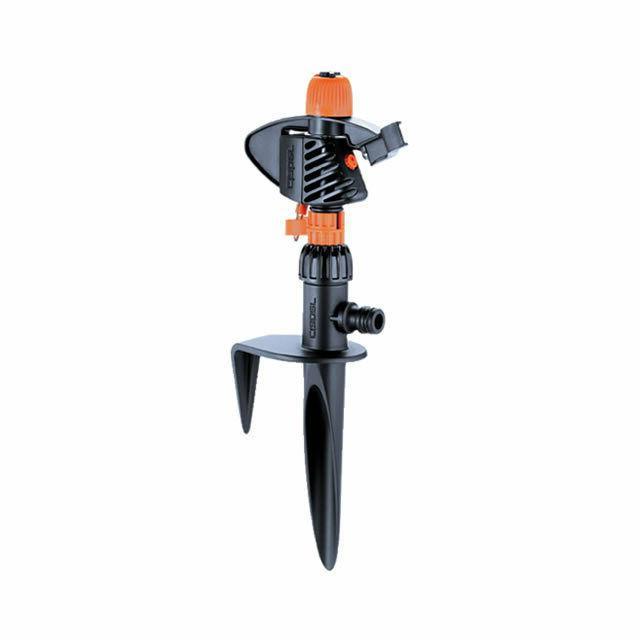 sprinkler a swing impact plastic spike 8708