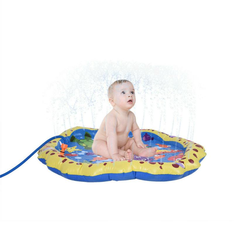 Water Toys Fun For Children Toddlers Kids Outdoor Party Spri