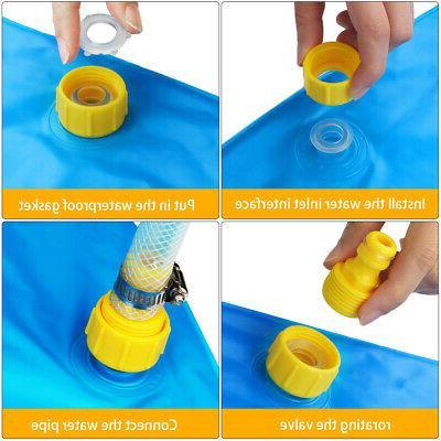 Sprinkler Water Play Mat Toy Summer Fun Game Mat
