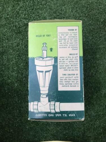 Three RAIN JET C Sprinklers NEW Vintage