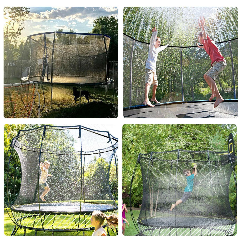 39ft/49ft Trampoline Summer Outdoor Water Toy Fun Waterpark