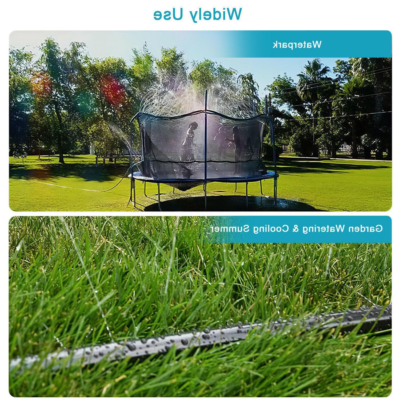 Trampoline Sprinklers Sprayer For Fun