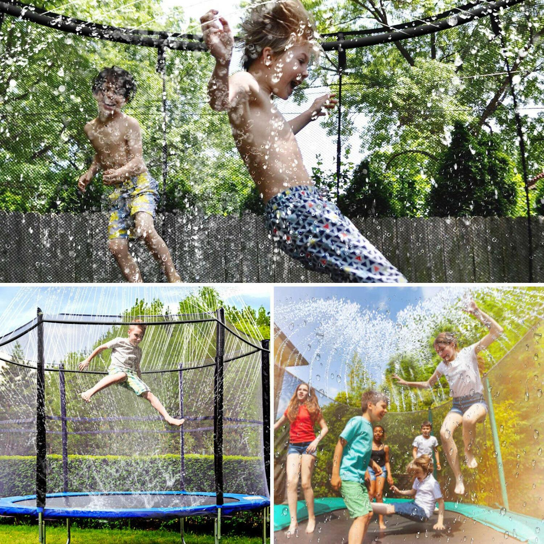 Trampoline Sprinklers For Fun Summer