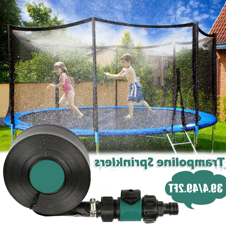 trampoline sprinklers trampoline sprayer for kids water