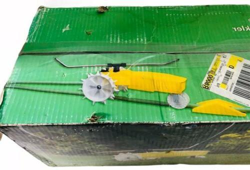 Nelson Sprinkler Raintrain 13500 Yellow 818653-1001