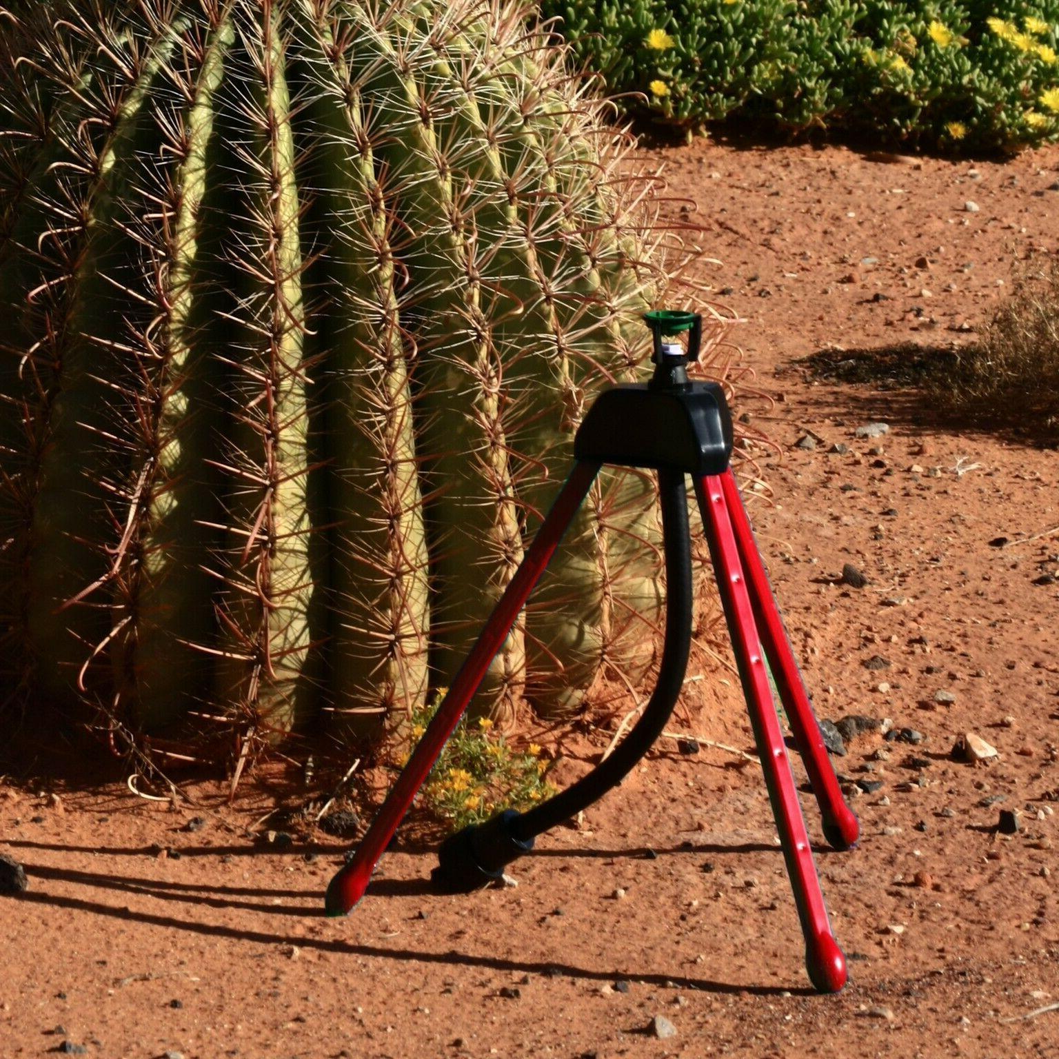 Tripod Sprinkler, Low pressure Grass