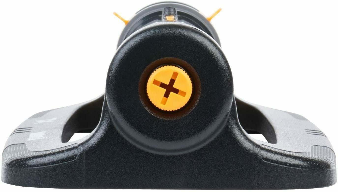Turbo Oscillating Sprinkler With Range Adjustment Spray Watering Kit