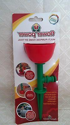 Flower Power Unblock drains / showers & jet spray / garden s