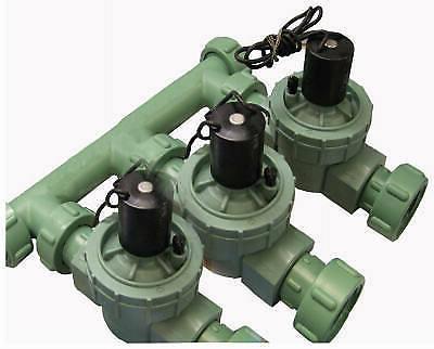 underground sprinkler manifold 3 valve 57253