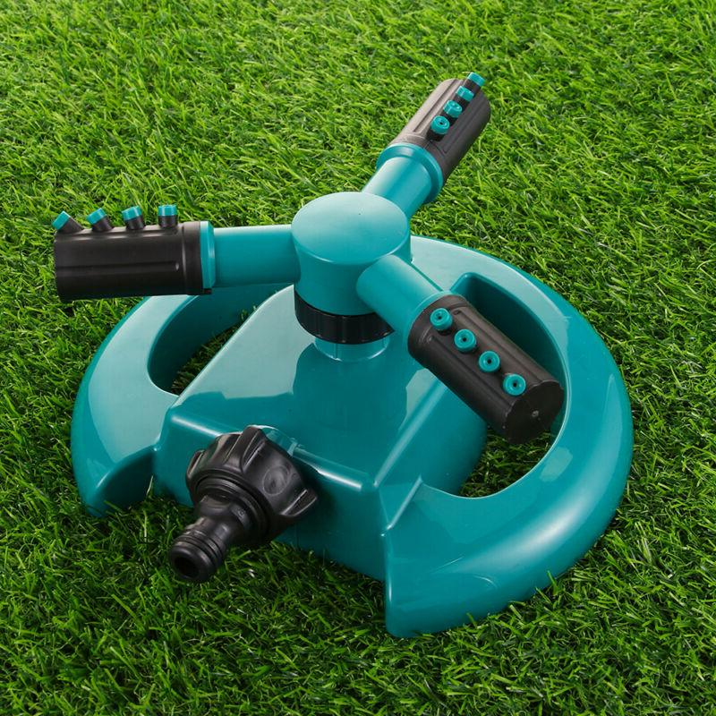 US! 360° Rotating Lawn Automatic Watering Sprayer