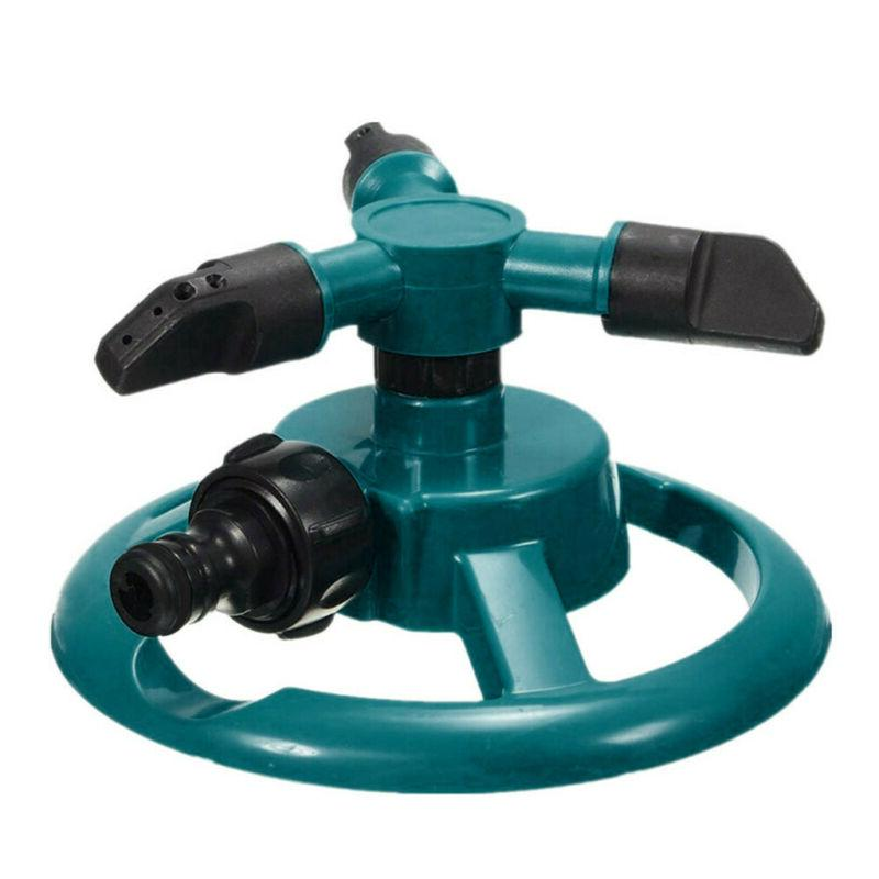 rotation 360 lawn sprinkler automatic garden water