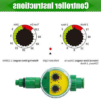 Useful Electronic Water Timer L9S8