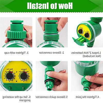 Useful Automatic Electronic Water Sprinkler L9S8