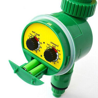 Useful Automatic Electronic Water Timer Sprinkler L9S8