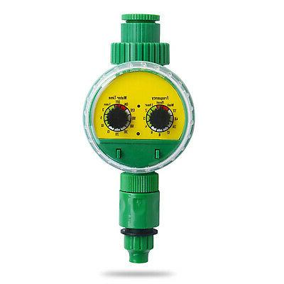 useful automatic electronic irrigation water timer sprinkler