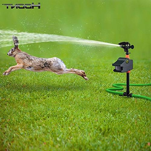 Water and Animal Control Motion Deer by Hoont