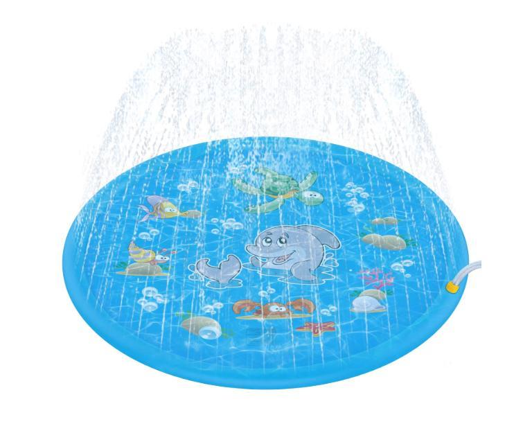 water sprinkler for kids summer outdoor water