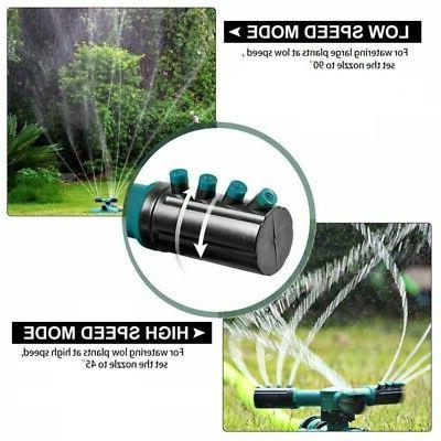 Water Outdoor Sprinklers Lawn