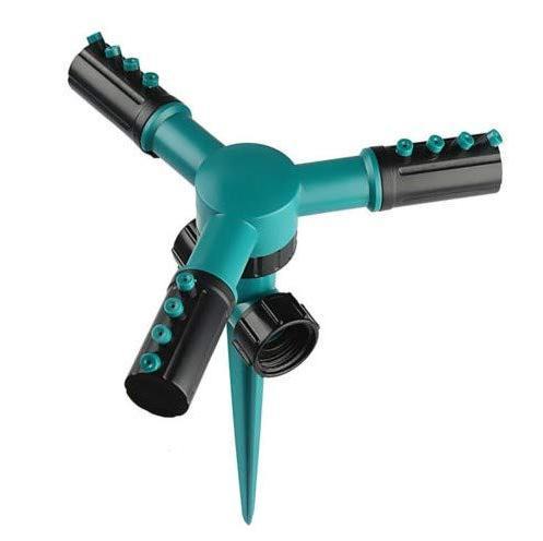watering sprinkler automatic 360 rotating