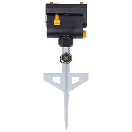 Melnor XT Oscillating Sprinkler a with Touch Control & and Rotation, waters to sq.ft.