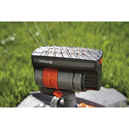 GARDENA Oscillating Sprinkler on Weighted