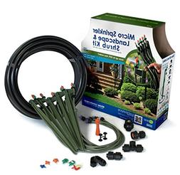 Mister Landscaper 250-sq ft Drip Irrigation Micro-spray Land