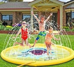 Lawn Sprinkler Cushion Summer Children's Outdoor Play Water