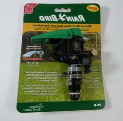 LOT OF 2  Rain Bird Black Bird Impact Sprinkler  P5-R & P5-R