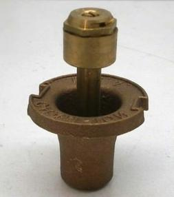 Lot of  Champion Irrigation Brass Pop-up Sprinkler Head with