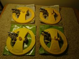 LOT OF 4 BRAND NEW - NELSON IMPACT SPRINKLERS 85 Ft Diameter