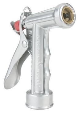 Gilmour 564 Mid-Size Zinc Pistol Grip Nozzle With Polymer St