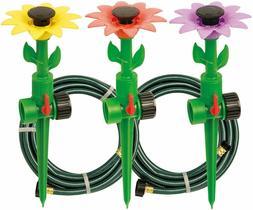 Melnor Multi-Adjustable Sprinklers and Garden Hoses Kit, Cov