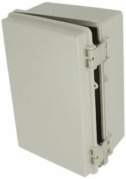 BUD Industries NBF-32016 Plastic ABS NEMA INDOOR USE Box wit