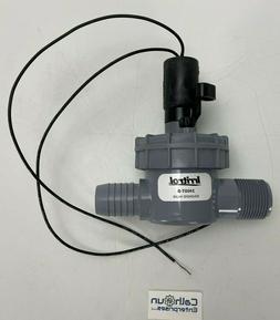 "NEW- Irritrol 2400T-B 1"" Globe Solenoid Valve National Pipe"