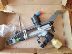 "NEW - Yuzuak ATOM28 A-1.5"" NPT Long Range Sprinkler Head"