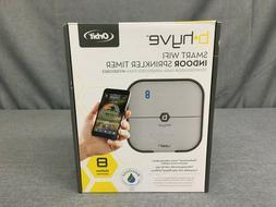 NEW, ORBIT b.hyve 57925 SMART WiFi INDOOR SPRINKLER TIMER 8