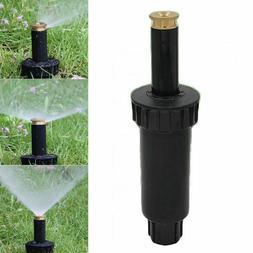 New Up Nozzle Thread Head Adjustable Plastic Lawn Garden Spr