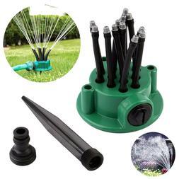 NoodleHead Water Sprinkler Hose Lawn Garden Irrigation Syste