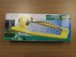 NOS Nelson 3000 SQ FT Oscillating Sprinkler Model 1035 Turbo