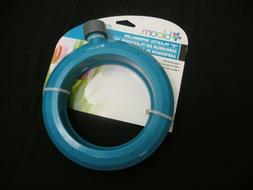 """Bloom """"O"""" Plastic Sprinkler color blue, new never used"""