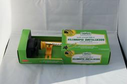 Expert Gardener Oscillating sprinkler Adjustable - 3400 squa